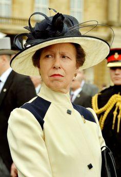Princess Anne, May 28, 2014 | Royal Hats