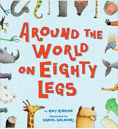 As readers explore habitats ranging from the Arctic to the Savanna, they will learn fun and humorous information about the animals who live there, just in time for Poetry Month!