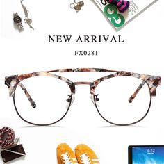 61e456ff99b Sabrina Aviator Glasses FX0281-01 Prescription Glasses Online
