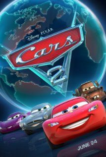 "cannot wait until this movie comes out on dvd, or geez, has it already?!  i need it, badly!  :)  abram is in love with ""race cars"" and needs to have one with him at all times.  jammies with cars on them, and then straight into clothes with them too... cars cars cars!  now bring on cars 2!"