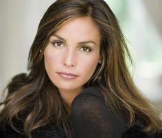 Inés Sastre, modelo y actriz vallisoletana.