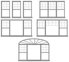 Designing window layouts might seem easy until you consider all the factors affecting window design. We'll explore the basic parameters for windows inside a room and then move outside to make sure the visual effect from the curb is pleasing to look at. You should start by picking a window style that fits your house [...]