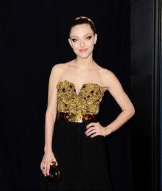 Amanda Seyfried atthe Les Misérables Premiere in New York