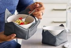 Put your bowl full of food into the cozy and warm it up in the microwave, or use them to pass small serving dishes. Protect your hands with the Microwave Bowl Cozy Set! Kids Cooking Party, Cooking For A Group, Cooking Classes For Kids, Cooking Chef, Cooking Recipes, Cooking Pork, Cooking Wine, Cooking Games, Microwave Popcorn Maker