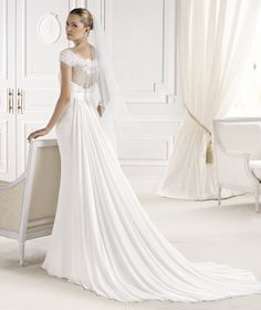 ELURES wedding dress from the Fashion 2015 - La Sposa collection | La Sposa