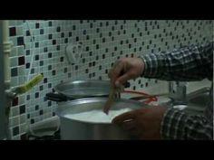 evde kaşar peyniri Yapımı 1