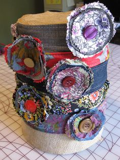 tutorial tuesday: craft show headband display