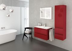 Pomysł na meble łazienkowe - trendy w łazience lazienkowy.pl
