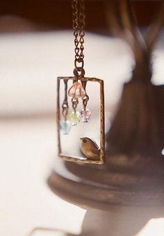 pretty little pendant