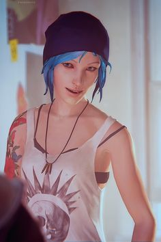 Chloe Price life is strange Life Is Strange Fanart, Life Is Strange 3, Chloe Price, Overwatch, Estilo Tomboy, Arcadia Bay, Dontnod Entertainment, Max And Chloe, Geek Games