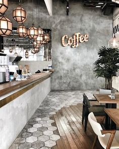 Coffee shop interior. | Sveta | @sdamiani