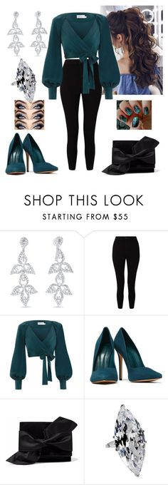 """Dashing Woman"" by paoladouka on Polyvore featuring Alberto, Miss Selfridge, Zimmermann, Schutz and Victoria Beckham"