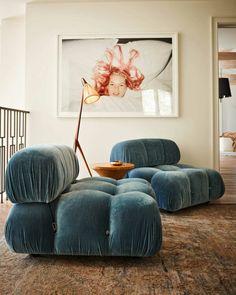 Beverly Hills hideaway (Desire To Inspire) Rooms Decoration, Decoration Chic, Decoration Design, Room Decor, Interior Design Inspiration, Home Decor Inspiration, Home Interior Design, Interior Architecture, Furniture Inspiration