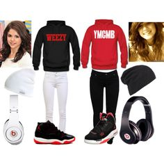 """""""YMCMB (Young Money)"""" by ray-roc6 on Polyvore"""