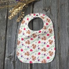 Woodland Baby/Infant Bib