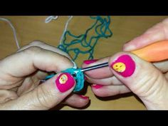 HodgePodge Crochet Presents How To Crochet Eyes For You.