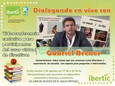 Ibertic: Gabriel Brener Conversación con directores