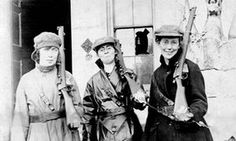 Why, 100 years after the Easter Rising, are Irish women still fighting?