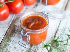 Ketchup selber machen – so funktioniert's