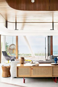 How to Style Your Home Like an Aussie via @MyDomaine bring the beach in