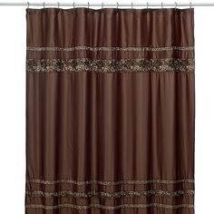 Madison Park Venetian Jacquard Shower Curtain Curtains Curtain