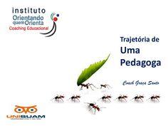 Trajetória de uma Pedagoga: Graça Santos