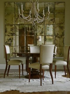 Spaces Modern Antique Dining Rooms Design, Pictures, Remodel, Decor and Ideas - page 15