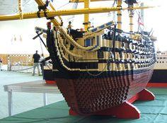 Lego HMS victory