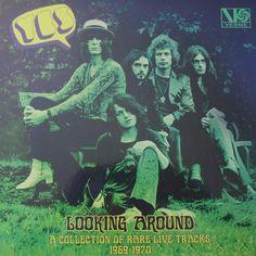 Looking Around - A Collection of Rare Live Tracks 1969-1970 (LP) Jon Davison, Trevor Horn, Bill Bruford, Chris Squire, Alan White, Steve Howe, Rick Wakeman, Lps, Track