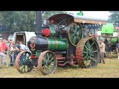 Locomobile routière