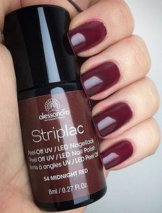 Striplac Midnight Red