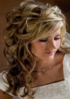 hairstyles | Cute Curly Hairstyles for Long Hair Prom Cute Curly Hairstyles for ...