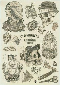 Old Haunts by Alex Thompson Frazer
