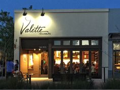 Valette, Healdsburg California Check Please Bay Area, the steak with torched butter looked great, no corkage fee