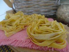 Czary w kuchni- prosto, smacznie, spektakularnie.: Domowy makaron ala' tagliatelle Cabbage, Spaghetti, Pasta, Homemade, Vegetables, Ethnic Recipes, Food, Meal, Home Made