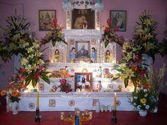 Día de Muertos en Tochimilco Puebla 2012.