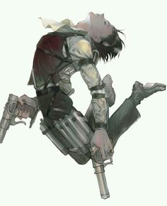It almost looks like they Steampunked AOT