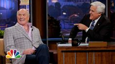 Terry Bradshaw On Duck Dynasty's Phil Robertson - The Tonight Show with ...
