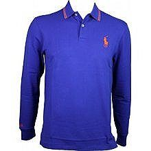 Ralph Lauren  Long Sleeve Pro Fit Polo