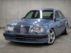 1994 BRABUS 6.0 W124 based on Mercedes-Benz W124 E500 from Japan