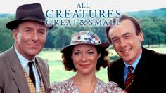 ALL CREATURES GREAT AND SMALL (1978-1990) <3 <3 ... by James Herriot