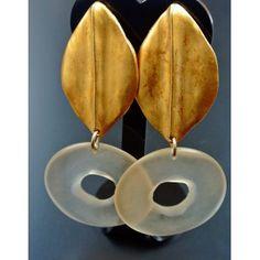 Unique vintage earrings - Antique Goodies
