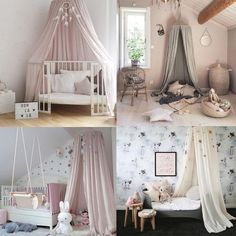 Round dome bed canopy, beautiful and functional. Material: cotton cloth. Decorate children's room. Color: white, pink, khaki, grey,royal blue,dark green. 1 x Bed Canopy. Product size: height: 2.4m; upper part: 60cm; lower part: 1.4m. | eBay!