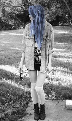 Grunge Style By Nanirawr On Pinterest Pastel Grunge