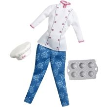 Barbie® Careers Pastry Chef Fashion - Shop.Mattel.com