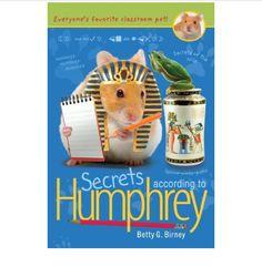 Secrets According to Humphrey - Betty Girney