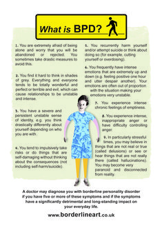 borderline personality disorder quotes - Google Search #borderlinepersonalitydisorder