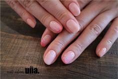 pink wabe福岡のネイルサロンウーニャ