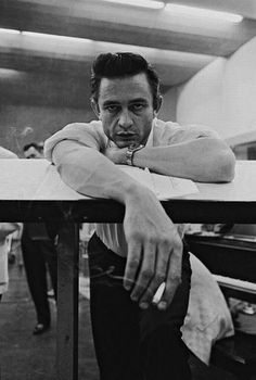 remember the cool. Johnny Cash