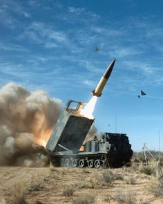The ATACMS is a surface-to-surface missile launcher unaffacted by bad weather that is used to attack other ground-based units. The warhead carries hundreds of small bomblets that send lethal splinters out over a 600-square-foot area at a 180-mile range.